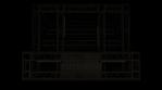 Lighting Video Mapped DJ Booth -  LED Light Tubes