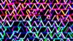 Neon Herringbone 1 - Close-Up