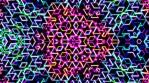 Neon Herringbone 2 - Kaleido