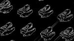 T-Rex Skull Loop 08