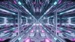 Sci Fi Tunnel Long Corridor Visuals Shiny