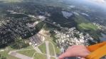 Skydiving - Looking around
