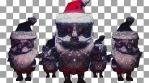 Glitch Christmas VJ Loop 6