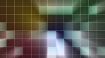 moving squares background WITH VOLUMETRIC LIGHTS 2