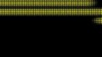 horizontal dots bars cascade