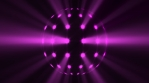 sphere of colorful light 4k Volumetric Lights