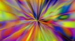 Abstract Wavy Trippy Psychedelic Tunnel of Creation