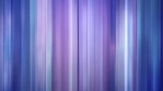 Purple and Blue Light Curtains Shining and Glimmering