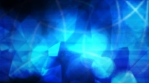 Simple Blue Bokeh and Translucent Geometry