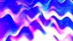 Simple Pink Blue and White Soft Wave Patterns