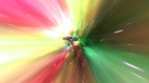 Zoom Out of Wormhole to Travel Back in Time at Warp Speed in Outer Space