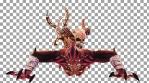 The Hell Creature VJ Loop