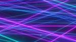Retro Neon Laser Beam Lights Glow Sci-Fi Futuristic Synthwave Lines