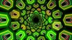 Colorfull tunel