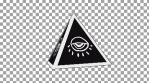 Pyramid eye turning alpha
