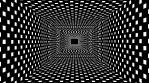 Square tunel of squares