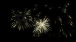Cool Fireworks Animation for New Year or your party
