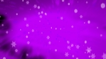 ast elegant dark christmas icons while snow falls down 4k black background colorful 02