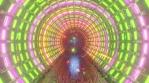 Sci Fi Tunnel Visual Circle 17