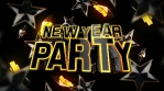 New Years Party Stars