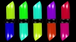 Rainbow lipstick bars 4k 05