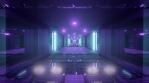 Sci Fi Tunnel Glow Abstract Art 28