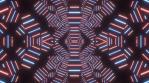 Stardust Mandala Build Segments BLUE RED 4K 05