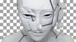 Shattered Girl Sculpture
