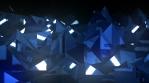 Cosmic Glow Shiny Glass