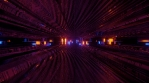 Sci Fi Tunnels Reflections Design 2