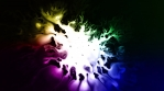 liquid abstract color explosion PART 5 ALL COLORS  6
