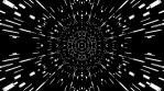 Monochrome Kaleido Mandala NO ALPHA 03