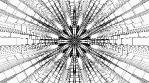 Monochrome Kaleido Mandala NO ALPHA 06