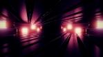 Dark Slow Sci Fi tunnel