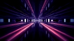 Slow Sci Fi Tunnel