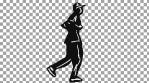 Hip Hop Step - RUNNING MAN