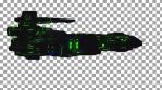 Spaceship Side -BPM light