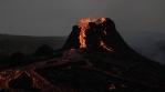C0095 volcano close mountains gush lava.mov