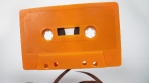 Stop motion of a cassette tape