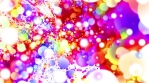 Color Spheres in Blurred Space 5