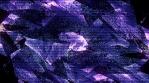 Flickering Futuristic Background