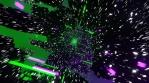 VJ LOOP 2021: cyberpunk w/ middle light. (joker edition)