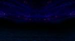 Alien mothership rays ocean