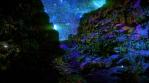 Galaxy ravine stars