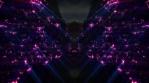Glow canyon rays lift off