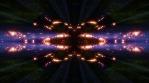 Glow cave lava kaleido rays