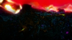 Lava gems burning sky