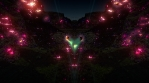 Lava glow rave night