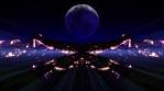 Moon rays crucible