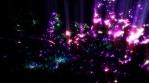 Rainbow gems night lava